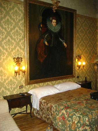 อันติกา ดิโมรา เดลลอร์โซ: bedroom