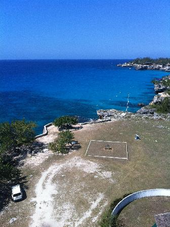Coral Seas Garden: View from the light house, Negril