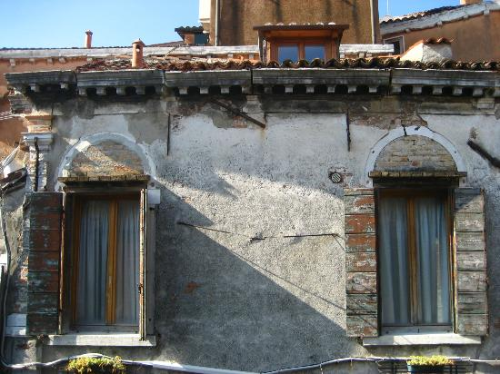 Ca' Riccio : view from room #3