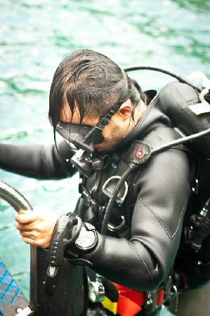 芽庄5号海洋潜水中心