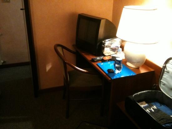 Hotel des Artistes : camera singola