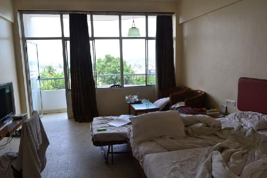 Woodlands Hotel : room
