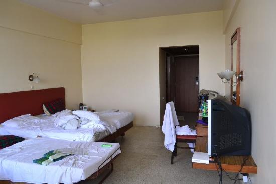 Woodlands Hotel: room