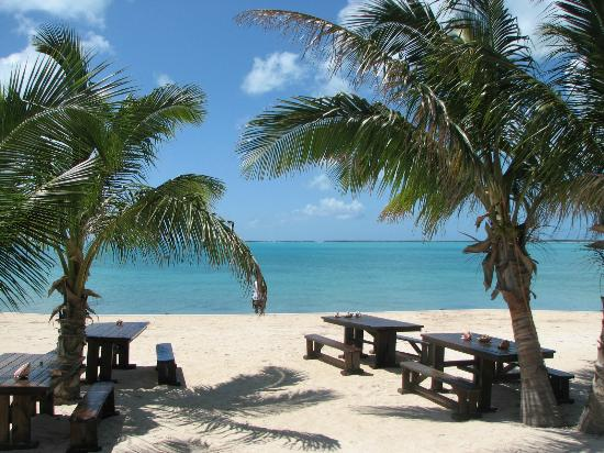 Pascal's at Cape Eleuthera: we had a GLORIOUS experience and will return