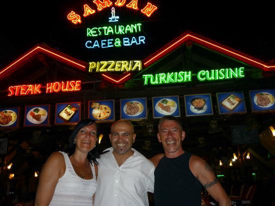 Samdan Restaurant : samdan