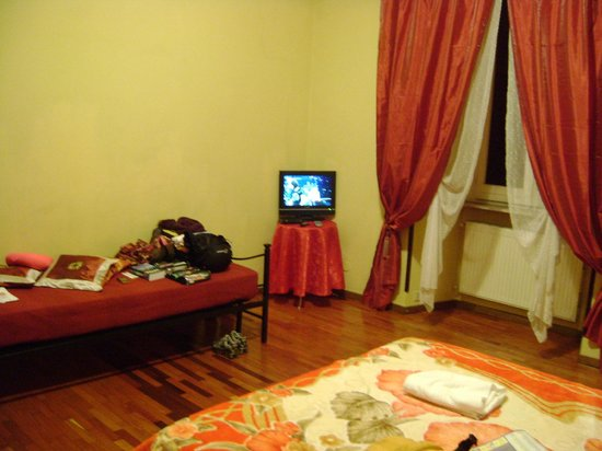 Bed & Breakfast Tropical: double room with shared bathroom