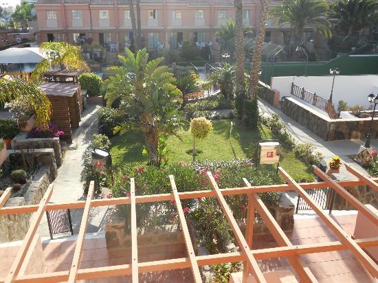 Room view picture of jardin del sol apartments playa for Playa del ingles jardin del sol
