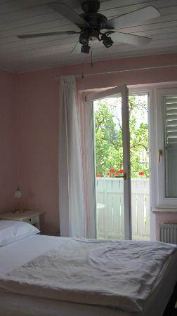 Pension Pletna: Simple and sweet room