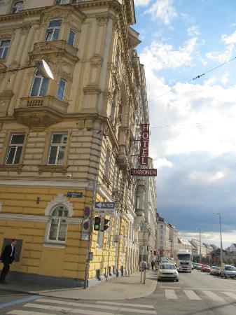 Hotel Drei Kronen: hotel