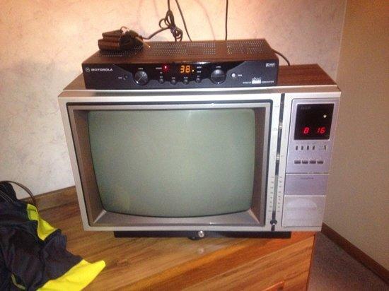 Antlers Motel: tv