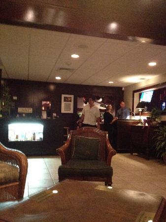 Tropical Acres Restaurant: nice atmosphere