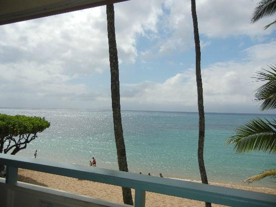 The Napili Bay: No complaints here!