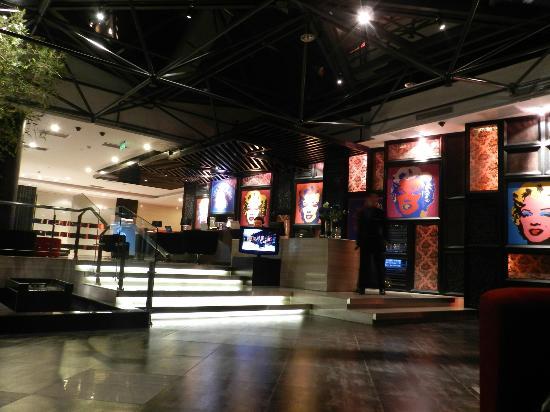 Crystal Orange Hotel Beijing Jianguomen: Recepción