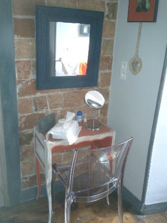 Les chambres du Manoir : Bathroom