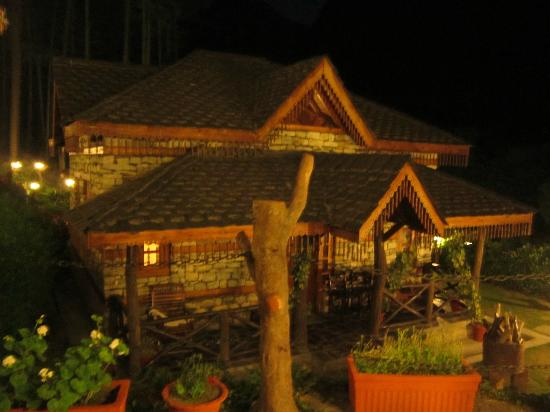 The Himalayan Village: Our cottage Mandi