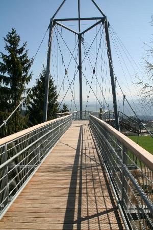 Skywalk Allgäu Naturerlebnispark: Kreuzung