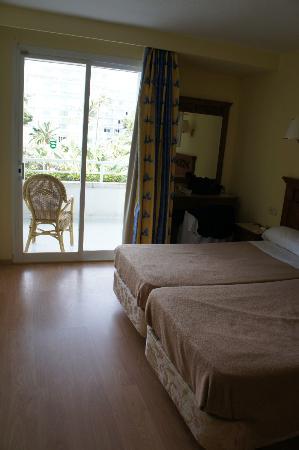 Aparthotel Esperanza Park: Bedroom