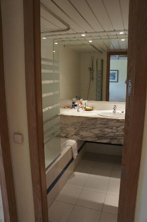 Aparthotel Esperanza Park: Bathroom