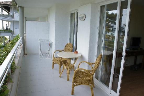 Aparthotel Esperanza Park: Balcony