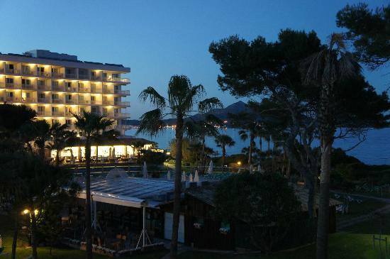 Aparthotel Esperanza Park: View from balcony