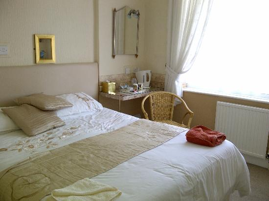 The Rookery Guest House: Kingfisher Room