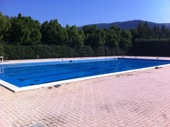 Colleverde Country House: piscina