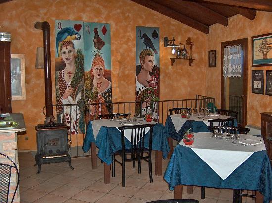 Arco dei Nobili: ristorante