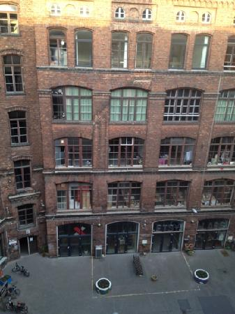 Ima Loft Apartment: old factory building revalued into cool hotel