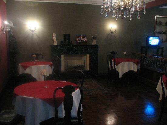 Hotel Sipan: Dining Room