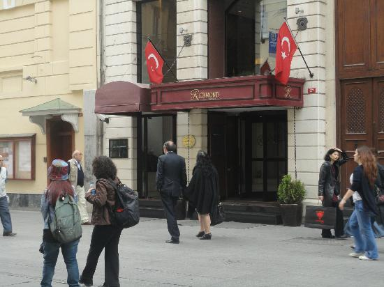 Richmond Istanbul: Hotel