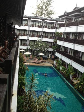 Aonang Buri Resort: pool