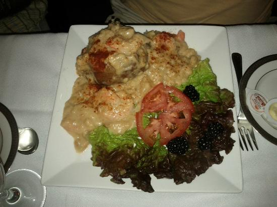 The Chef's Bistro: Chef's Bistro's - Shrimp and Seafood Special