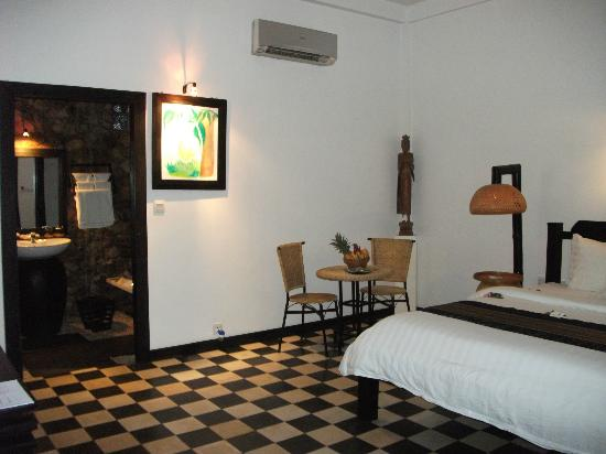 Petit Villa Boutique & Spa: Large clean room