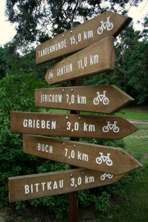 Aken, Alemania: How to get there from here...