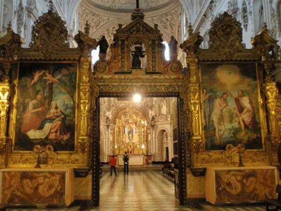 Monasterio de la cartuja granada tripadvisor for Los jardines de la cartuja