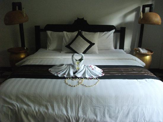 Petit Villa Boutique & Spa: Decorations in room