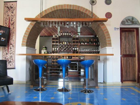 Casa de Isabella - a Kali Hotel : Lobby and bar