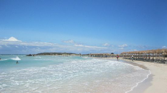 Plage d'Elafonissi : the main beach
