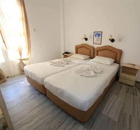 Antiparos Hotel Begleri