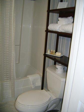 Newport Beach Hotel and Suites: bathroom