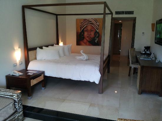 Sandos Caracol Eco Resort: One of the Royal Elite rooms