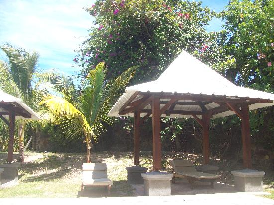 Cape Garden Luxury Residence : gazebo