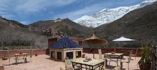 Riad Imlil Lodge