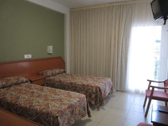 Hotel Joya: la habitación