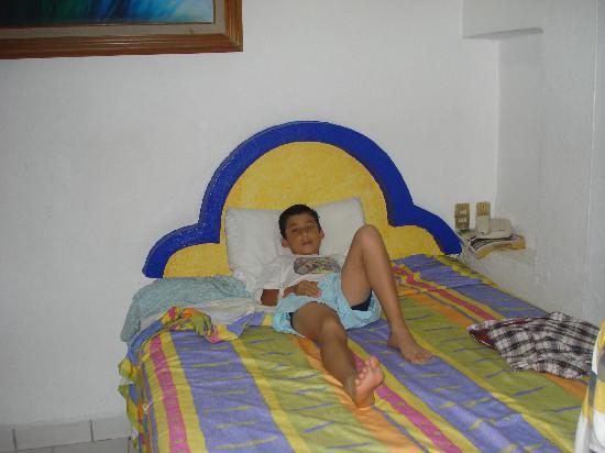 Hotel Acamar Acapulco: habitacion