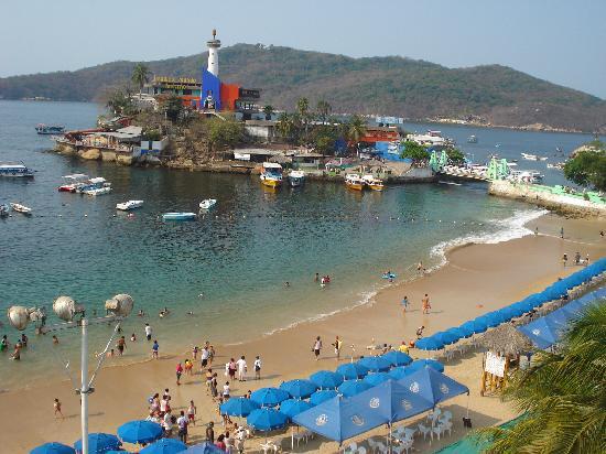 Hotel Acamar Acapulco Playa