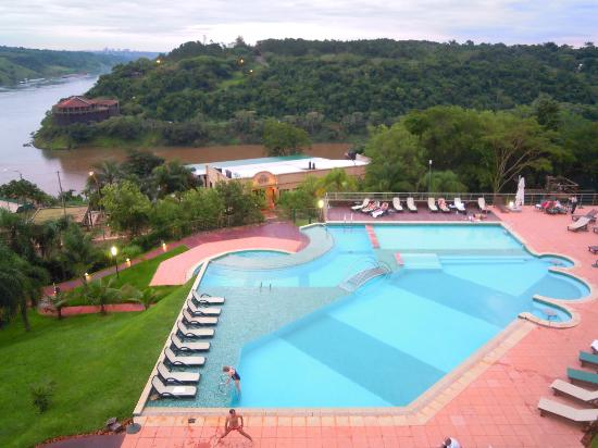 Amerian Portal del Iguazu: Vista desde la habitación
