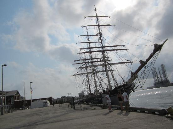 1877 Tall Ship ELISSA : Historicship