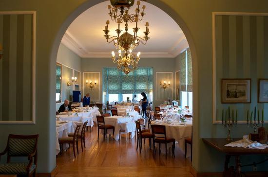Pousada De Viana Do Castelo Charming Hotel : Restaurante do Hotel