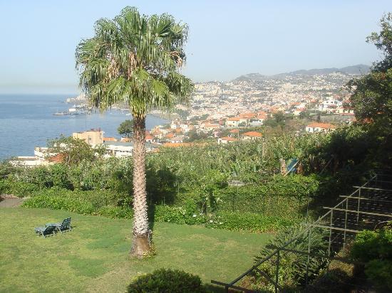 Quinta Sao Goncalo: Vue Funchal